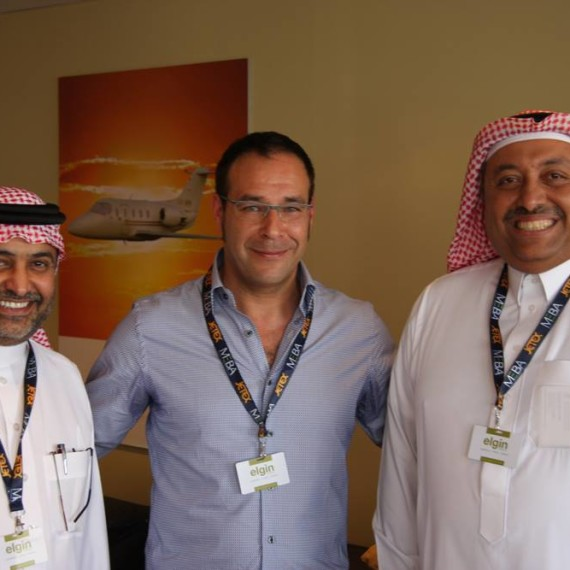 Saudi Private Aviation Team / Dubai Air Show