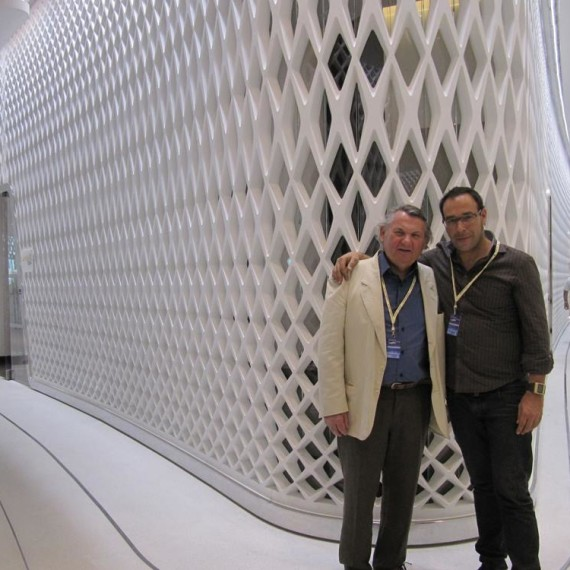 Gérard Dillenseger / My first Adviser / Abu Dhabi Yacht Show / 2010