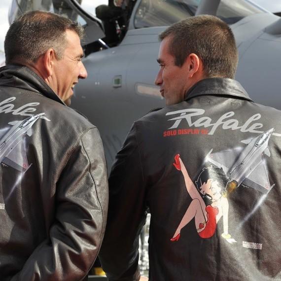 Cédric Ruet & Michaël Brocard