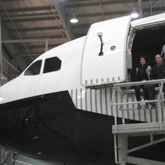 Abu Dhabi Aircraft Technologies avec Rachel Gervasoni