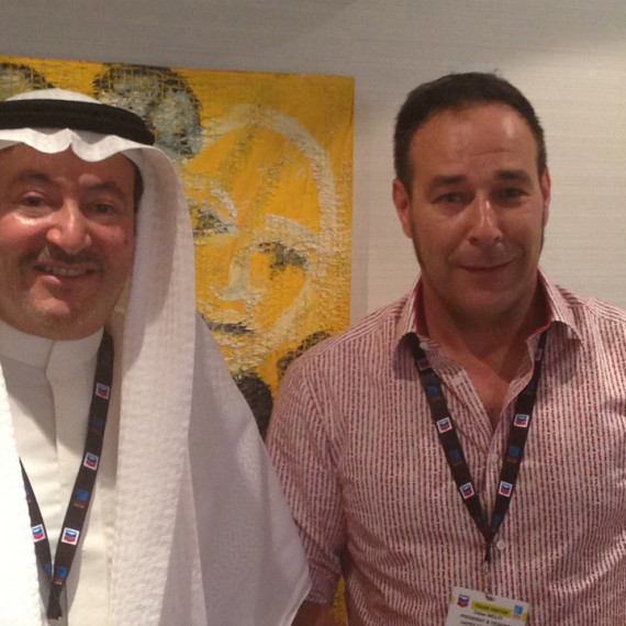 With Capt. Mohamed M.Anno / Mid East Jet / SAUDI ARABIA / Al Maktoum International Airport – DWC, Dubai.