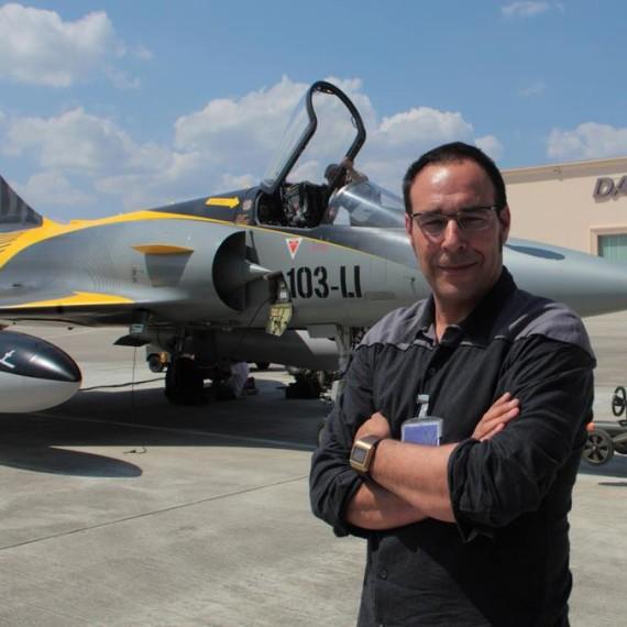Didier Wolff / Dassault Aviation / Mérignac / Photo Sébastien Ognier
