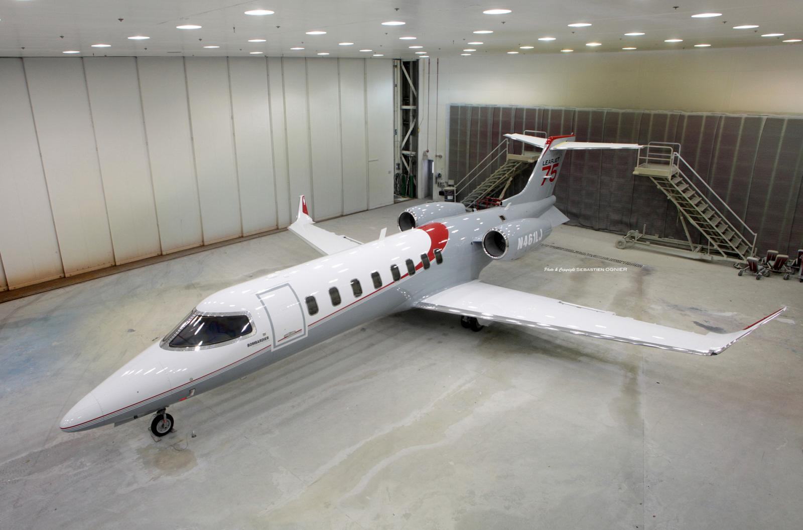 LEARJET_75_WICHITA