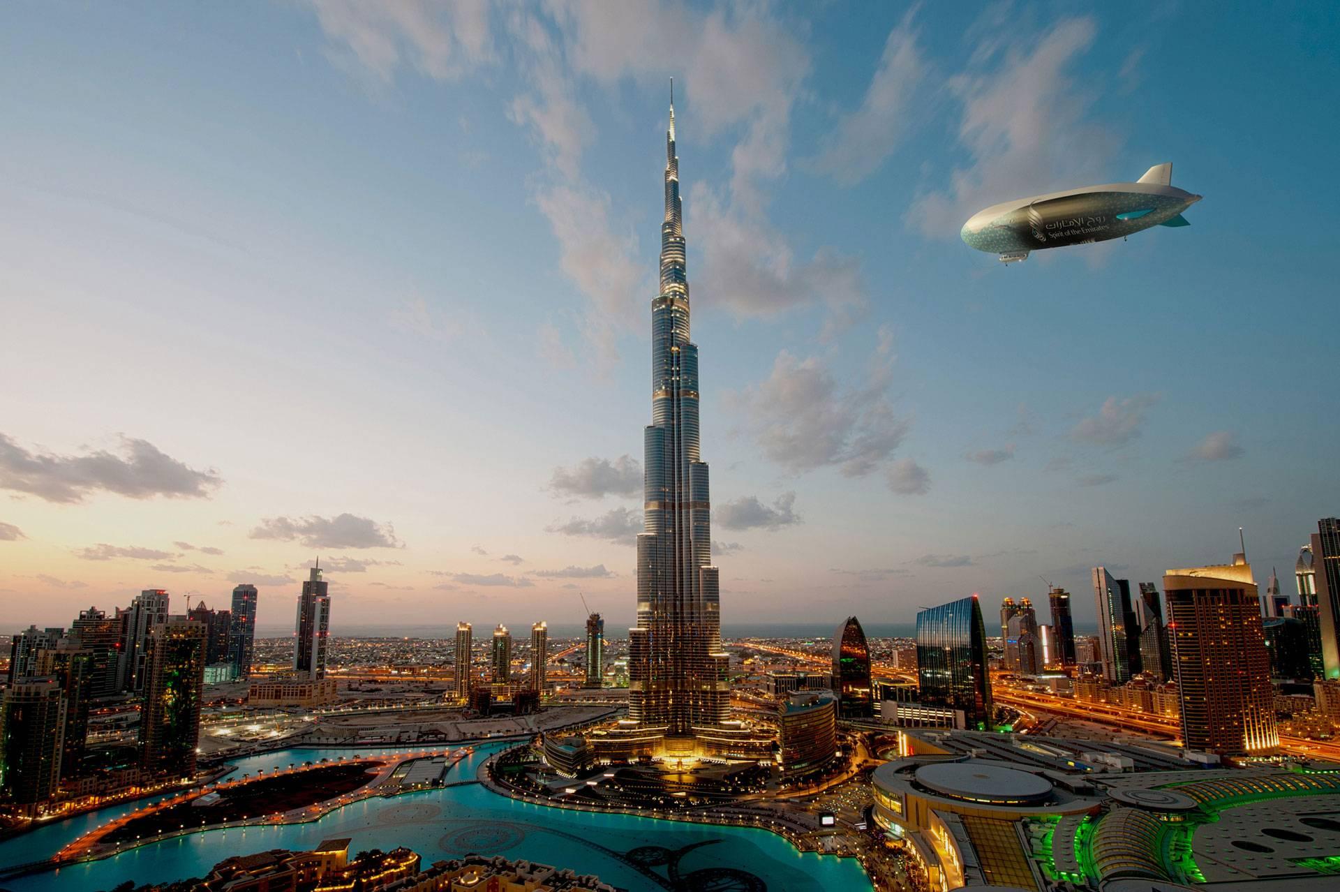 SPIRIT OF THE EMIRATES / UAE