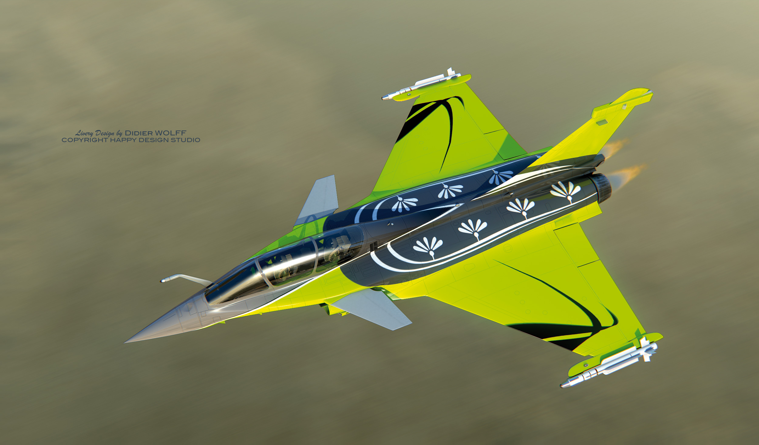 RAFALE LIVERY CONCEPT